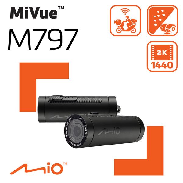 Mio MiVue™ M797 +16G 機車行車記錄器