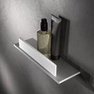 【麗室衛浴】客戶德國帶回頂級浴室 Edition 400 浴室置物架含玻璃清潔刮刀 11559|30公分寬
