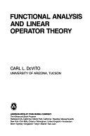 二手書博民逛書店《Functional Analysis and Linear Operator Theory》 R2Y ISBN:0201119412