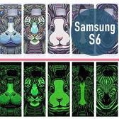 SAMSUNG 三星 S6 王者之風二代 夜光 PC 硬殼 手機套 手機殼 保護套 保護殼 外殼