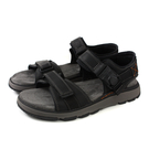 Clarks Unstructured 涼鞋 黑色 真皮 男鞋 CLM32612SS19 no002