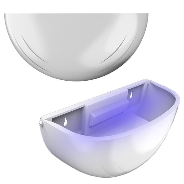 【3期零利率】全新 SMK01 壁掛式黏捕滅蚊燈 光波誘蚊 黏捕式滅蚊 節能LED燈 靜音降噪 USB插電