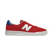 New Balance Crt300a2 D [CRT300A2D] 男女鞋 運動 休閒 簡約 麂皮 情侶 穿搭 紅 白