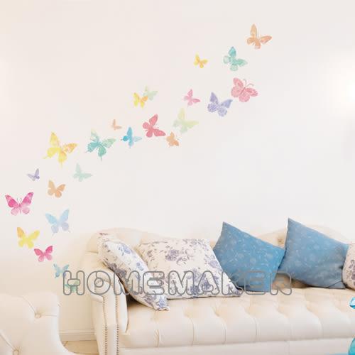 韓國大型創意壁貼_HPS-61008
