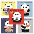 【熊貓先生套書合輯】MR. PANDA ...