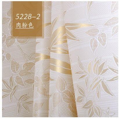 現代中式三維浮雕竹葉竹子無紡布壁紙臥室書房電視背景牆牆紙