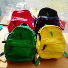 兒童全棉帆布後背背包外貿防走失背包1-2-3-8歲幼兒園寶寶小書包【一周年店慶限時85折】