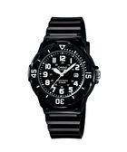 【台南 時代鐘錶 CASIO】卡西歐 台灣公司貨 LRW-200H-1B 百米防水運動風格指針腕錶