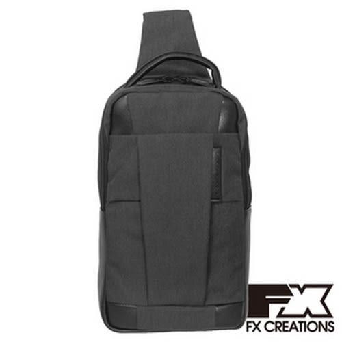 FX CREATIONS - WEA系列 - 單肩包-黑-WEA69735-01
