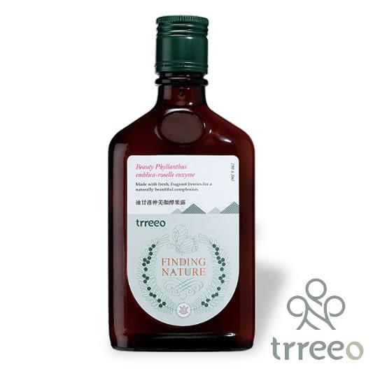 【樹重奏】油甘洛神美顏酵果露 x 1瓶(190ml)_自然農法_無農藥_純素