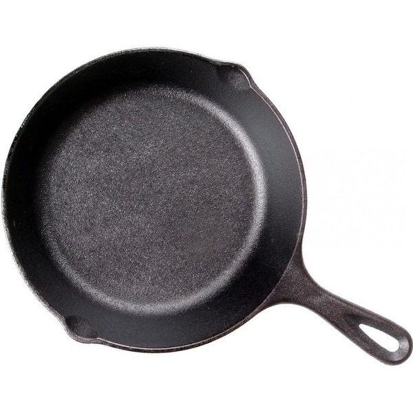 美國 Lodge 鑄鐵平底煎鍋 8吋