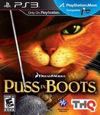 PS3 Puss in Boots 鞋貓劍客(美版代購)