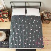 學生單雙人薄床墊床褥床護墊榻榻米床墊0.9米1.01.35m春夏