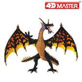 【4D 立體拼組模形】恐龍模型系列 - 玄秘龍