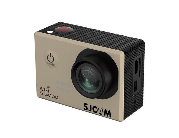 【SJCAM】SJ5000WIFI [運動攝影機、行車記錄器、贈品、1080P 30fps、山狗]