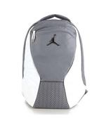 Nike Jordan Retro 12 [1773-K26] 男女 後背包 書包 減壓背帶 運動 休閒 輕量 灰白