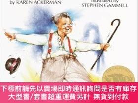 二手書博民逛書店Song罕見and Dance Man[蜻蜓系列:唱歌與 舞的先生]Y451951 Karen Ackerma