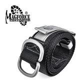"""Magforce #3020 1.5"""" 雙D環簡易腰帶 (M.L) 黑"""