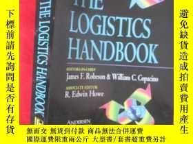 二手書博民逛書店The罕見Logistics Handbook (16開 ) 【