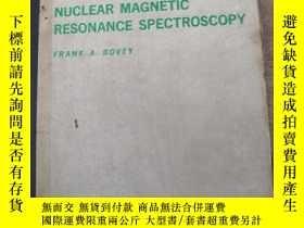 二手書博民逛書店nuclear罕見magnetic resonance spec