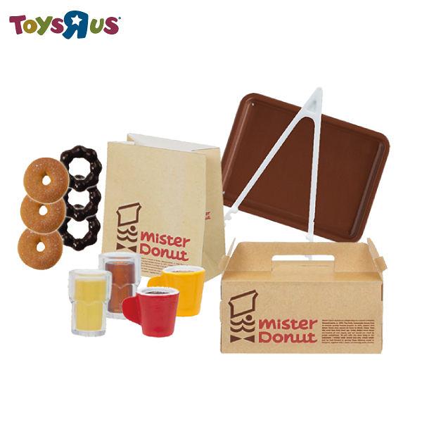 玩具反斗城 Mister Donuts 配件組A