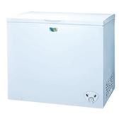 台灣三洋SANLUX 207公升冷凍櫃冷凍櫃SCF-207W