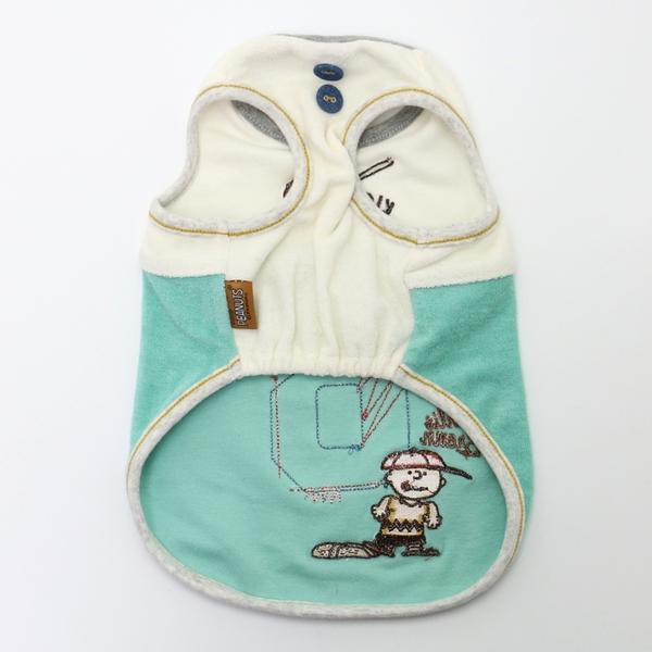 【PET PARADISE 寵物精品】SNOOPY【恆溫機能】史奴比毛巾布恆溫衣(DSS) 春季新品