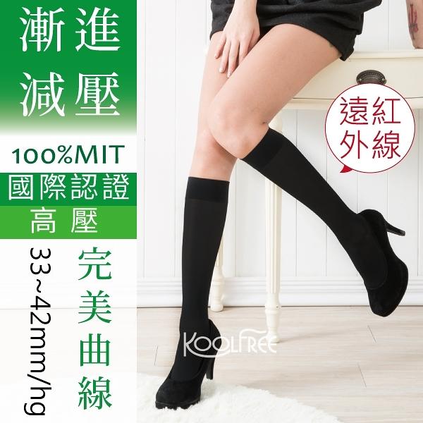 壓力襪│小腿襪│彈性襪│靜脈曲張│漸進減壓│高壓【康護你】