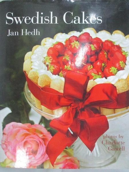 【書寶二手書T5/餐飲_DEG】Swedish Cakes_Hedh, Jan/ Gawell, Charlotte (PHT)