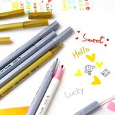 金屬色簽字筆(1支) 塗鴉筆 DIY 拍立得底片 相本 相簿 手作 MINI 7S 25 50S 8 90 PD233 DP239 SP-1