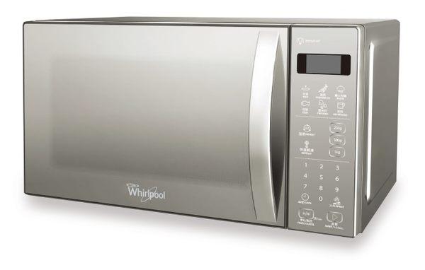 «0利率» Whirlpool 惠而浦 20公升 機械式 微電腦 微波爐 WMWE200S  【南霸天電器百貨】