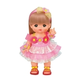 《 日本小美樂 》小美樂配件 - 花花小洋裝   /  JOYBUS玩具百貨