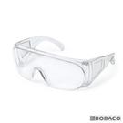 台灣製【強化抗UV安全眼鏡-全包款S10...