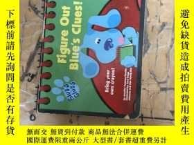 二手書博民逛書店figure罕見out blue s clues!Y252403 jennifer jennifer 出版1