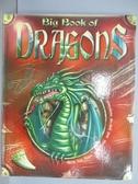 【書寶二手書T6/少年童書_QBP】Big Book of Dragons
