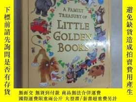 二手書博民逛書店英文書罕見A FAMILY TREASURY OF LITTLE