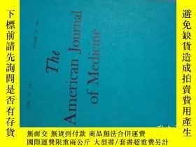 二手書博民逛書店The罕見American Journal of Medicine【美國醫學雜誌】1985年第79卷 2CY2