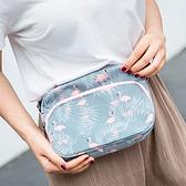 多背式印花包 腰包 肩背包 側背包 收納袋 出國 旅遊 旅行 出差 大容量【A013-1】MY COLOR