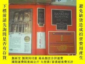 二手書博民逛書店THE罕見BANKERS ALMANAC JULY 1999 1 銀行家年鑒1999年7月1日 .Y26111
