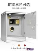 保險箱 歐奈斯隱形保險櫃家用小型指紋密碼手機55CM高雙門保險箱遠程監控防盜 店慶降價