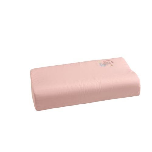 康貝 Combi 小魚銀纖乳膠兒童枕+枕套(粉紅)[衛立兒生活館]