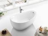 【麗室衛浴】國產 LS-180 壓克力獨立造型缸 160 / 180CM 新款上市
