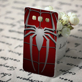 [機殼喵喵] 三星 Samsung Galaxy E7 SM-E700 手機殼 客製化 外殼 全彩工藝 SZ186 蜘蛛