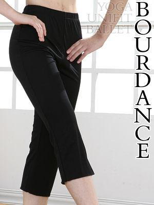 *╮寶琦華Bourdance╭*專業瑜珈韻律芭蕾☆BOD七分水褲(有GL尺寸)【82090112】