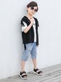 男童涼鞋韓版夏季寶寶小熊鞋潮