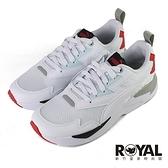 Puma X-Ray 白色 網布 運動休閒鞋 男女款NO.B1904【新竹皇家 37412212】
