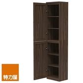 組 -特力屋萊特 組合式書櫃 深木櫃/深木層板4入/深木門2入 40x30x174.2cm