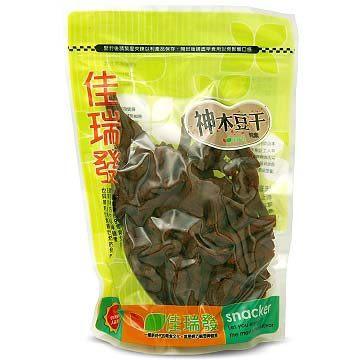 【佳瑞發‧神木豆干/大包裝】簡單呈現台灣豆乾的溫醇口感。純素