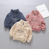 男童加絨衛衣新款秋裝秋冬童裝兒童寶寶女童加厚1歲3打底衫潮