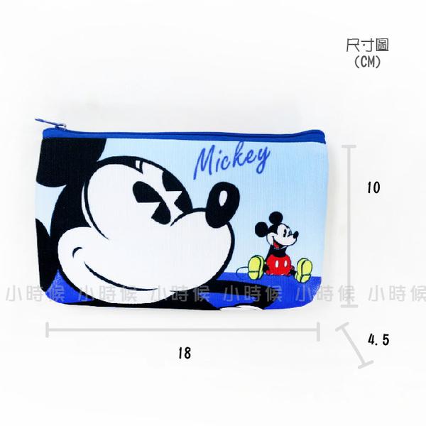 ☆小時候創意屋☆ 迪士尼 正版授權 手機 觸控包 手拿包 米奇 米妮 筆袋 鉛筆盒 行動電源包